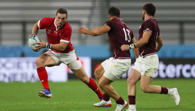 George North is a potent weapon for Wales.