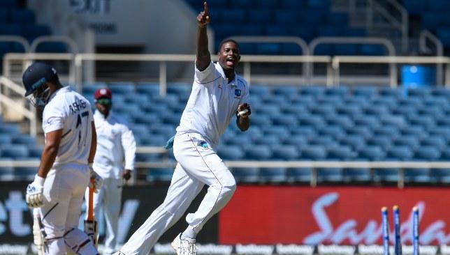 Holder's brilliance shone despite West Indies' woes.
