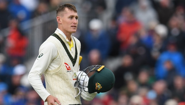 A fine Ashes debut for Labuschagne.