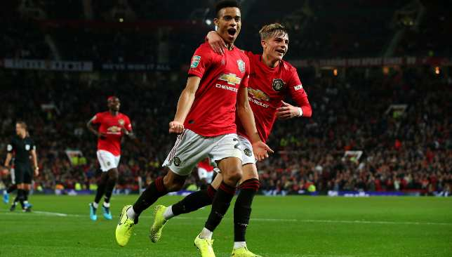 Solskjaer is giving youth a chance at United.