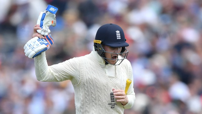 Jason Roy's red-ball struggles show no signs of stopping.