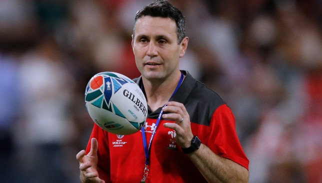 Jones has replaced Rob Howley as assistant coach in Japan.