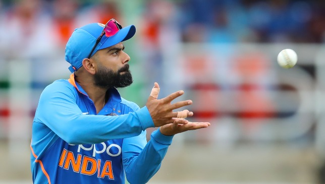 Virat Kohli remains committed to his new vision.