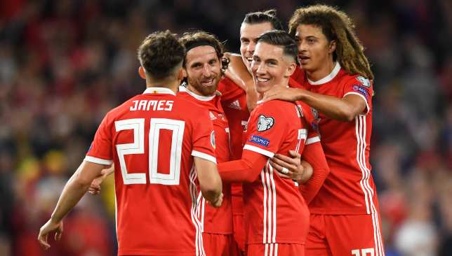 Wales have an exciting wave of young talent - being led by Bale, Ramsey and Allen.