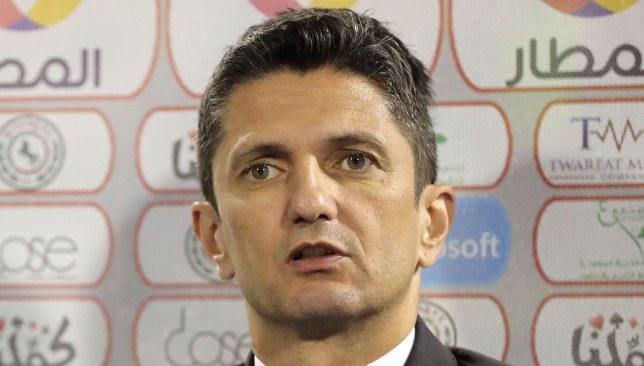 Razvan Lucescu (EPA).