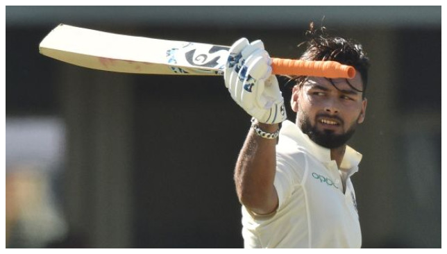 Pant became the first Indian keeper to score a Test century in Australia and England.