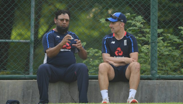 Saqlain is now a highly respected spin bowling coach.