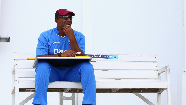 Phil Simmons is back for a second spell as Windies coach.