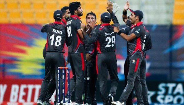 UAE will have one more shot at qualification. Image - T20 World Cup/Twitter