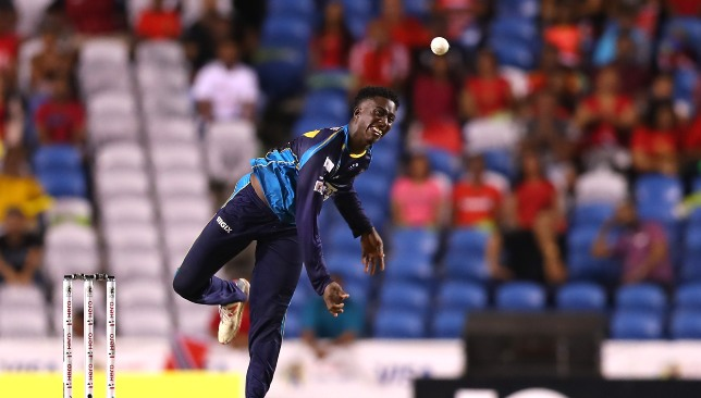 Some impact from the American leggie.