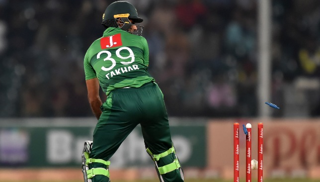 Fakhar Zaman's T20 form has been atrocious.