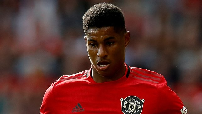 Marcus Rashford Disappointed Not To Beat Liverpool But Hopes Man United Can Build On Draw Sport360 News