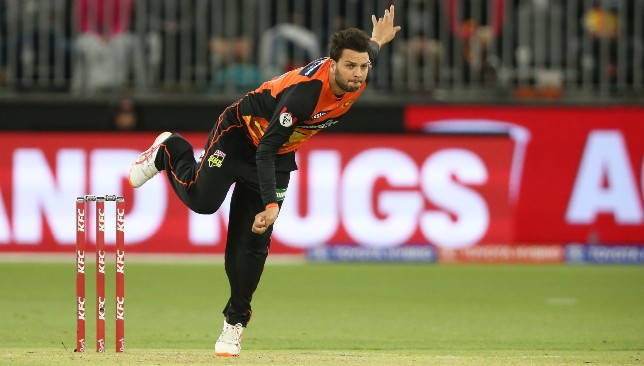 Usman Qadir has been picked in the T20I squad.