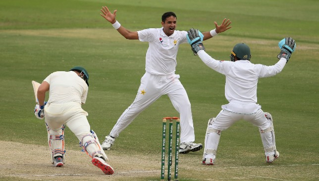 Abbas was a nightmare for Australia in the UAE last year.