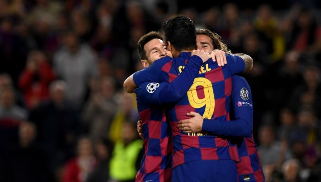 Barcelona 3 1 Borussia Dortmund Player Ratings As Lionel Messi Is Standout But Bvb Disappoint Sport360 News