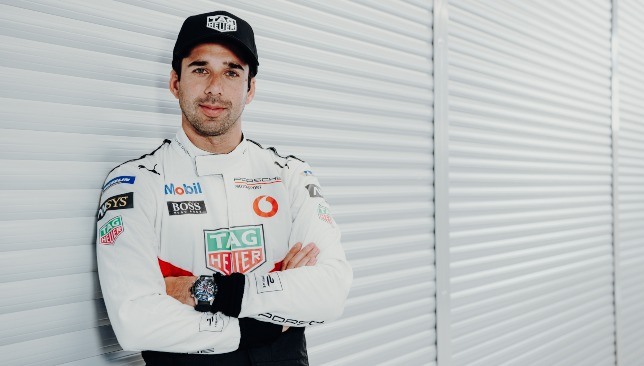 Neel Jani heads up the new Porsche project.