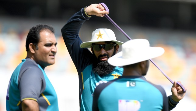 A big challenge for Misbah.