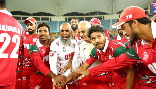 Two in two for Oman. Image - ICC.