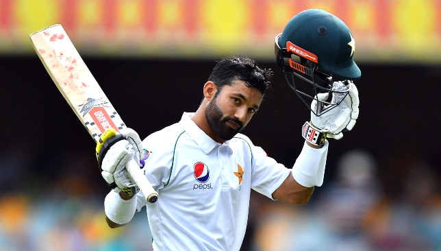 Rizwan was Pakistan's best bat at the Gabba.