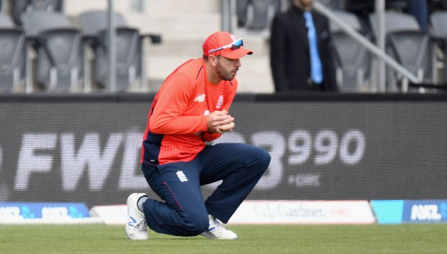 James Vince was guilty of dropping three catches in the second T20I.