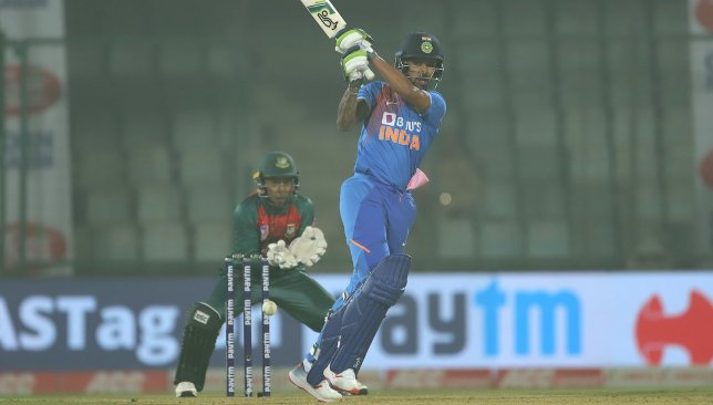 Dhawan top-scored for India