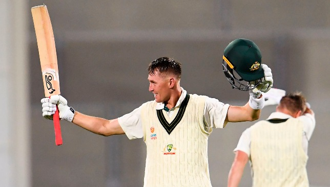 Australia have a real star on their hands in Labuschagne.