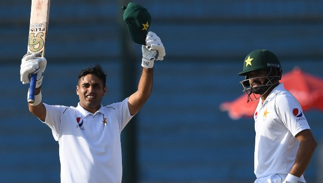 The runs keep coming for Abid Ali after an excruciating wait.