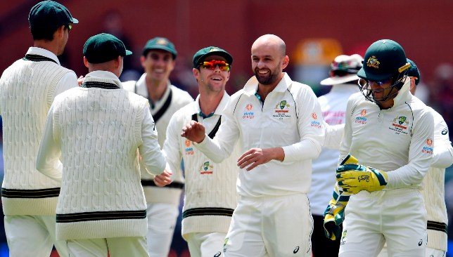Australia's Test outfit is starting to purr again.