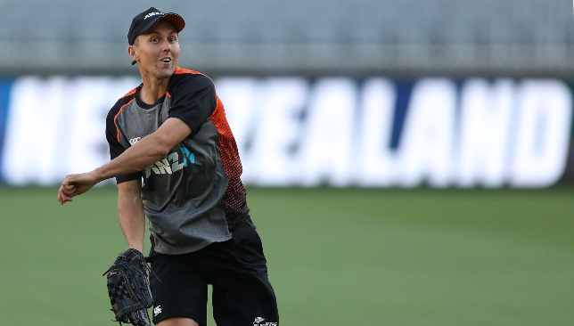 Boult's return couldn't have come at a better time.