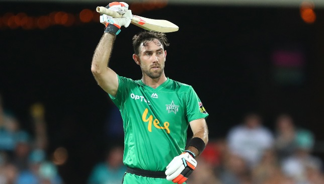 Glenn Maxwell targets T20 World Cup after stunning return to cricket
