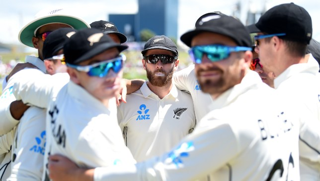 Kiwis are flying high in the Test format.