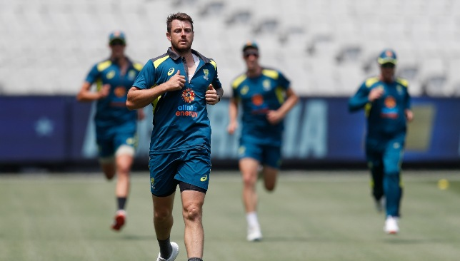 Pattinson will make his 20th Test appearance.