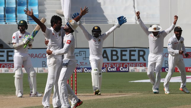 Sri Lanka whitewashed Pakistan in the UAE in 2017.