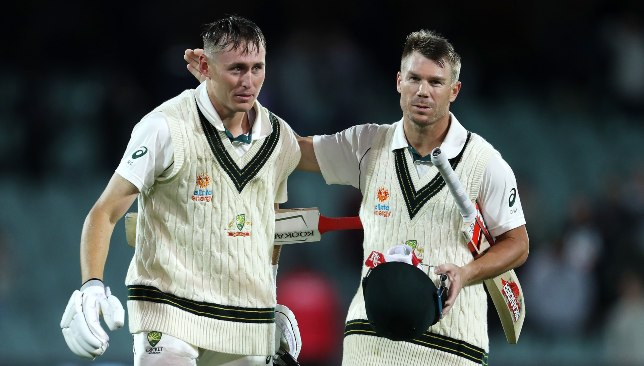 Warner and Labuschagne are in marauding form currently.