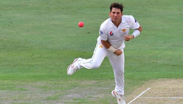 Yasir Shah looks set to return.