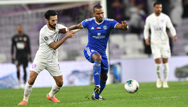 Al Nasr saw off Al Ain in the semi final