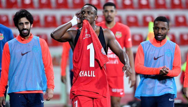 Ahmed Khalil (UAE Pro League).