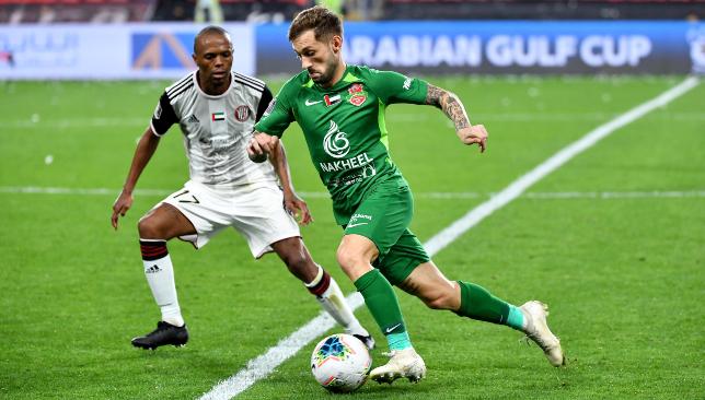 Shabab Al Ahli needed penalties to get the better of Al Jazira