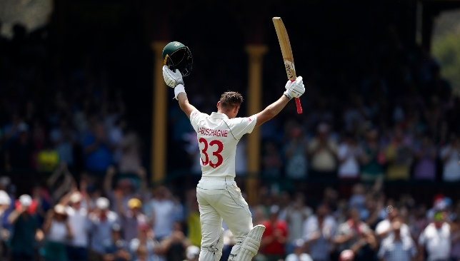 The Labuschagne revival hit a crescendo in Sydney.