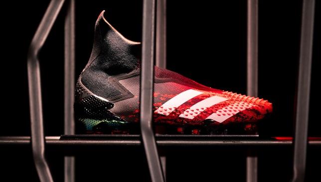Football Boots adidas Predator 20.1 AG Team royal blue.