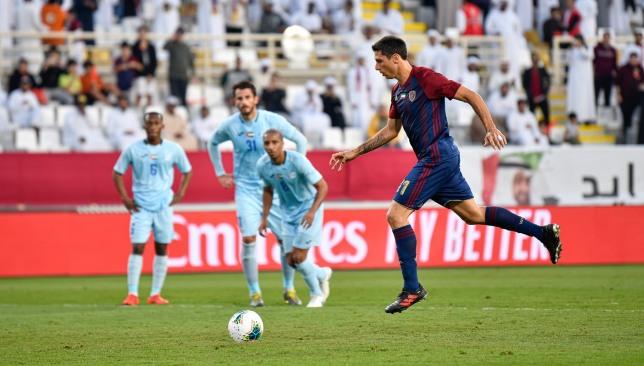 Sebastian Tagliabue (UAE Pro League).