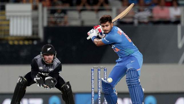 Iyer's quickfire fifty bailed India out in the first T20.