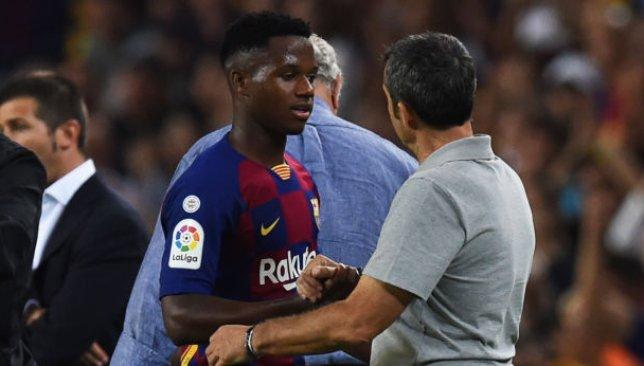Ansu Fati a transformé Ernesto Valverde en croyant