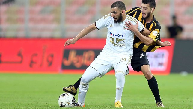 Youssef El Jebli (c) (EPA).