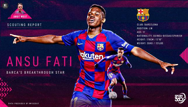 Barcelona to sign Neymar? They don't need him when Ansu Fati is the future of the club