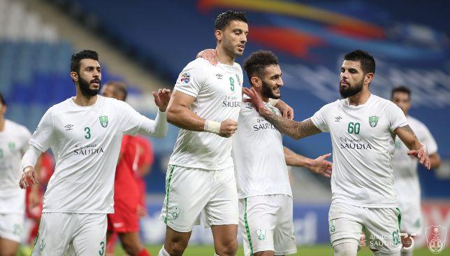 Abderrazak Hamdallah And Omar Al Somah Showdown To Headline Afc Champions League Quarter Finals