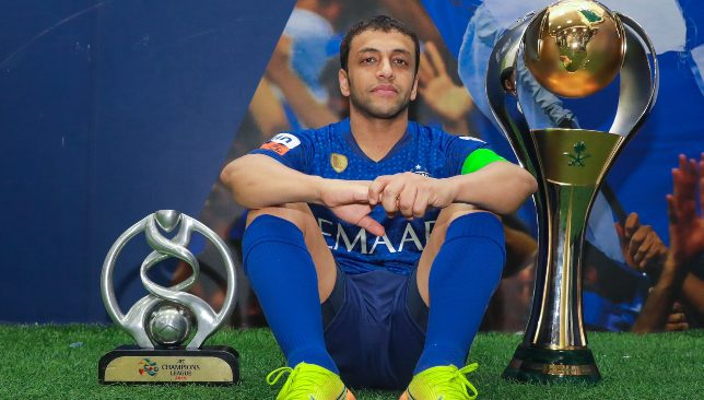 Mohammad Al Shalhoub (@Alhilal_FC/Twitter).