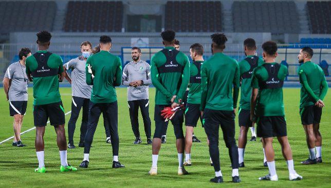 Herve Renard left with plenty to ponder after Saudi Arabia doubleheader against Jamaica