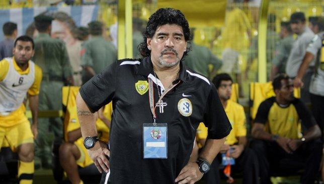 Al Wasl and Fujairah both touched by death of Diego Maradona in poignant AGL MW7 clash