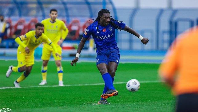 Saudi Team of the Week: Bafetimbi Gomis is king of Riyadh derby, Marko Marin influence grows